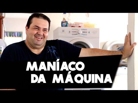 Fernando Ricci, O Maníaco Por Máquinas De Lavar - #48