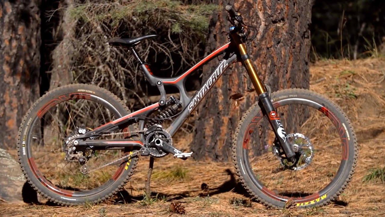 Santa cruz v10c 2014 bible of bike mountain bike tests youtube thecheapjerseys Gallery
