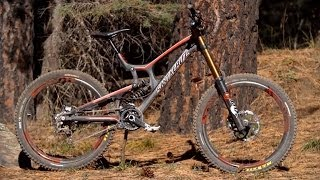 Santa Cruz V10C: 2014 Bible of Bike - Mountain Bike Tests