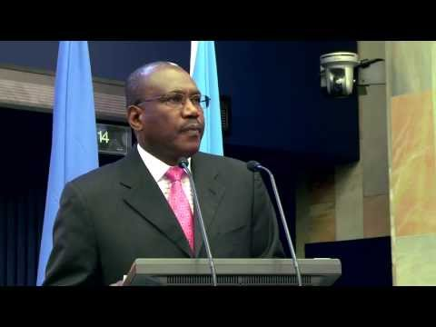 ITU Secretary - General: Annual State of the Union Speech @ ITU Council 2013