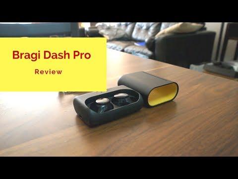 Bragi Dash Pro W/Starkey Custom Fitting