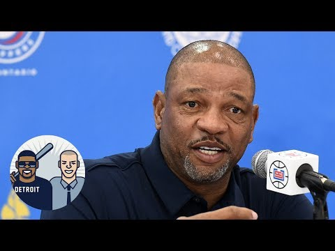 Clippers' Doc Rivers Took Direct Shot At Rockets' Chris Paul   Jalen & Jacoby   ESPN