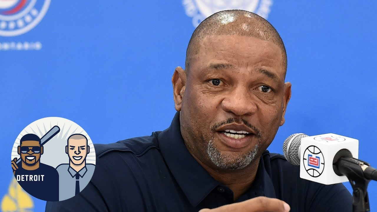 Clippers Doc Rivers Took Direct Shot At Rockets Chris Paul