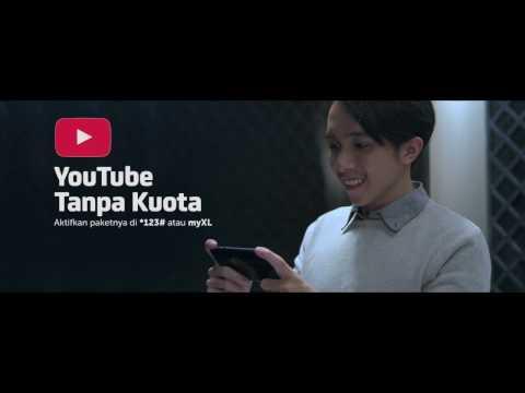 YouTube Tanpa Kuota dengan Paket Xtra Combo | XL Presents