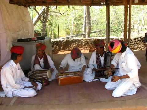 folk song - Shilpgram, Udaipur
