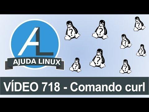 Ajuda Linux - Dia 718 - Comando curl