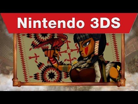Nintendo eShop - Code Name: S.T.E.A.M. Sing-along Trailer