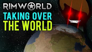 RimWorld - What Happens When You Destroy All Factions? (RimWorld World Conquest)