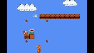 Super Mario Bros - Vizzed.com Play (LordOfSapphire Gameplay) - User video