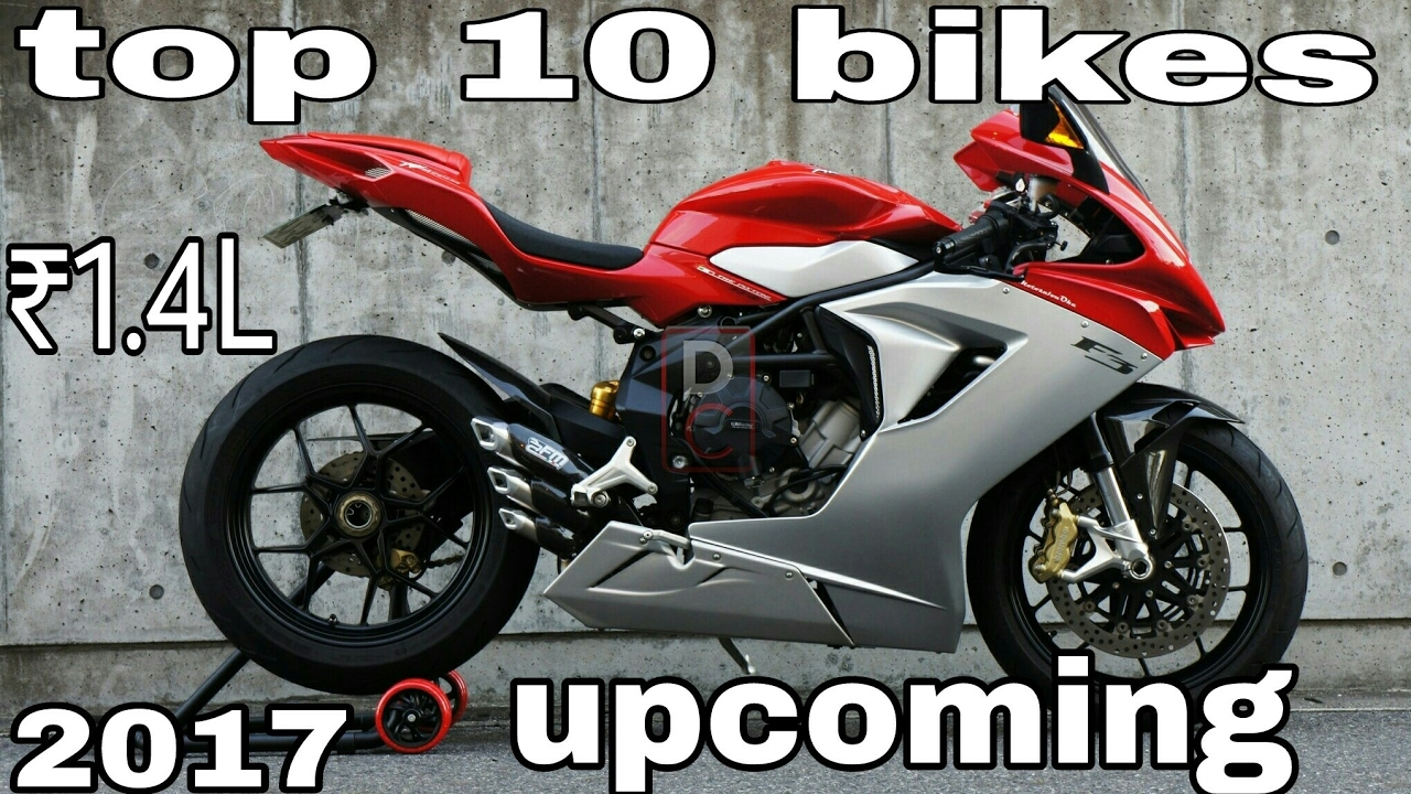 Top 10 Upcoming Bikes In India 2017 Youtube