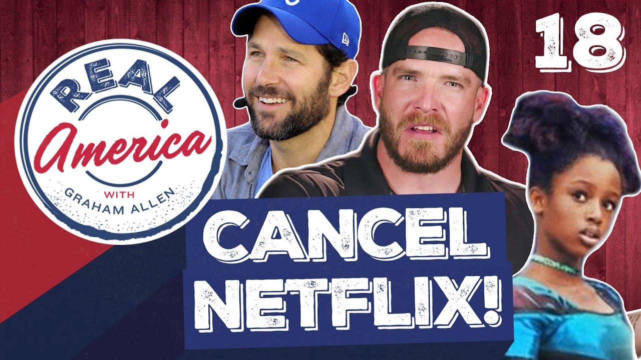 Ep 18   Cancel Netflix!