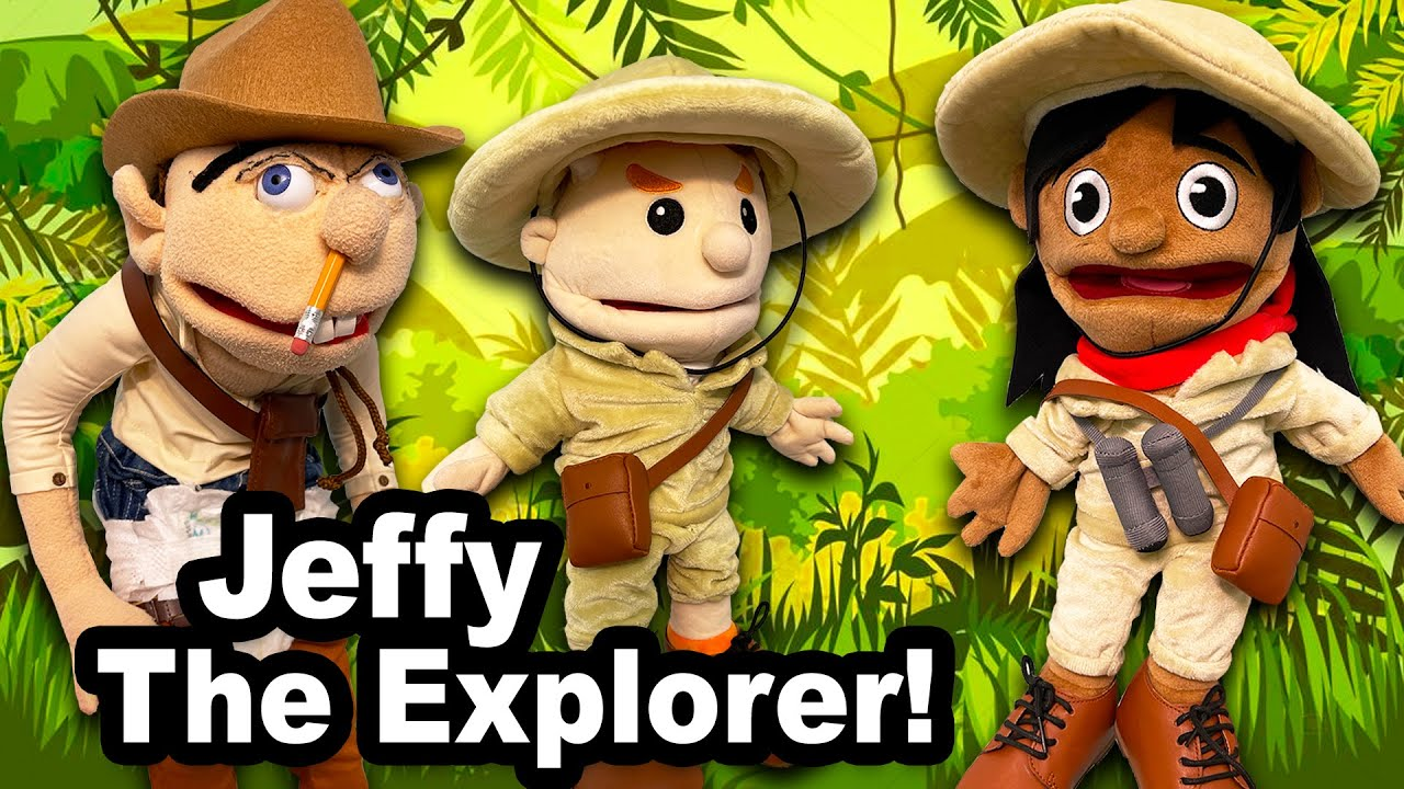Download SML Movie: Jeffy The Explorer!
