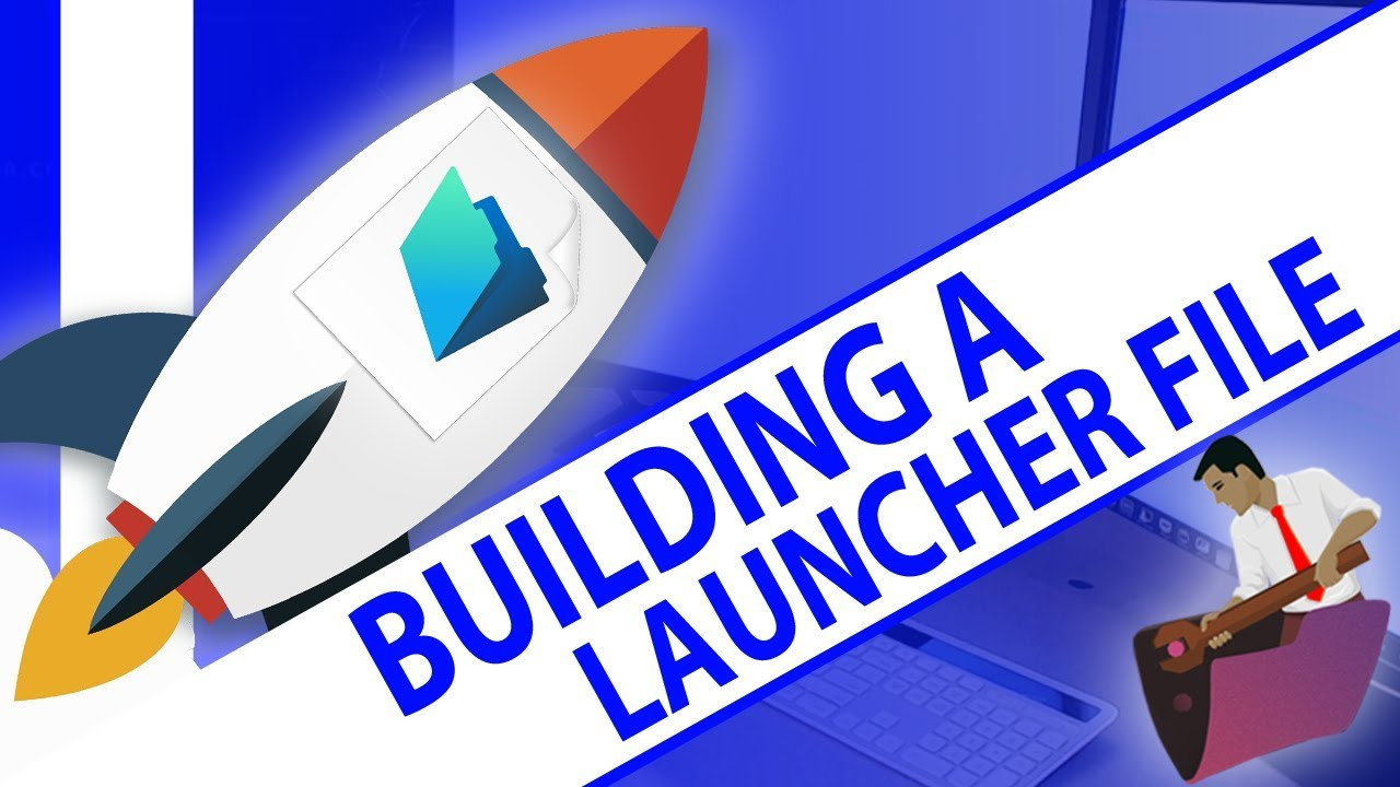 How To Build A Launcher File - Filemaker Video Training