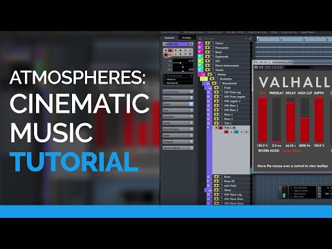 Atmospheres - Cinematic Music Tutorial: From Idea To Finished Recording