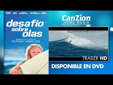Desafío sobre las olas - Trailer (español)