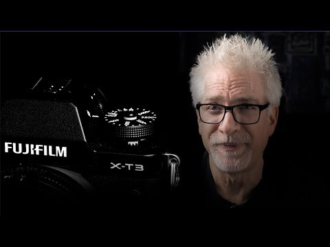 Fuji X-T3: A Shock to The System