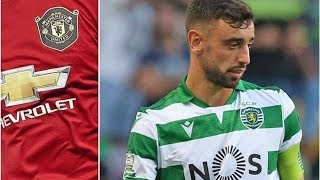 Man Utd may have aces up their sleeve in Bruno Fernandes January transfer- transfer news today