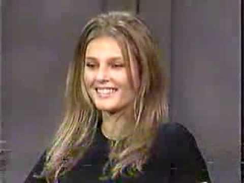 Bridget Hall - On Late Night w/ David Letterman