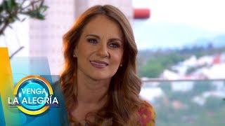 ¡Flor Rubio nos platica su problema con Juan José Origel! | Venga La Alegría