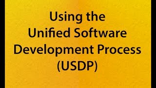 Unified Software Development Process (USDP): An example