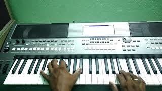 Annamalai  Mass BGM (Theme ) | Keyboard Cover/Tutorial | Rajinikanth | Dazzling Melodies |