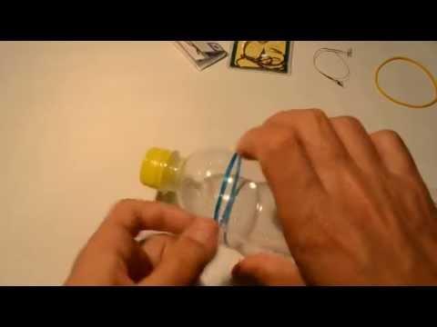 Ловля щуки на бутылку