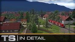 In Detail: Munich - Garmisch-Partenkirchen