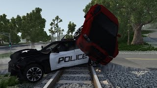 IS THAT A DODGE CHARGER? - BeamNG.drive