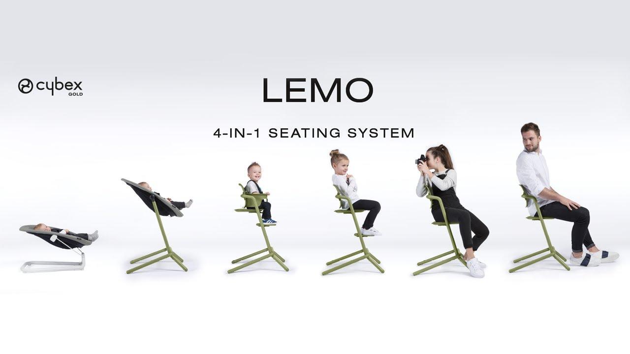 Introducing The CYBEX LEMO Chair