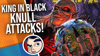 """King In Black """"New Carnage, Gwenom, Thunderbolts!"""" - Complete Story #4 