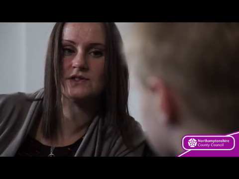 Our social workers tell us why they work for Northamptonshire County Council