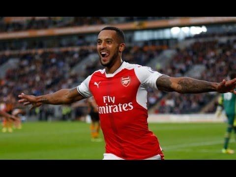 Arsenal VS Hull City 4-1 All Goals and Highlights|| Arsenal VS Hull City,