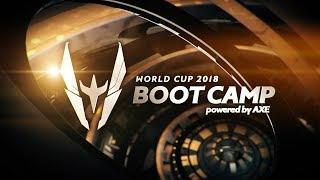 Trực tiếp vòng bảng AWC 2018 Bootcamp Thái Lan ngày thi đấu thứ 4 - Garena Liên Quân Mobile