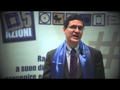 Paolo Locatelli del Politecnico di Milano a #5azioni Social Health
