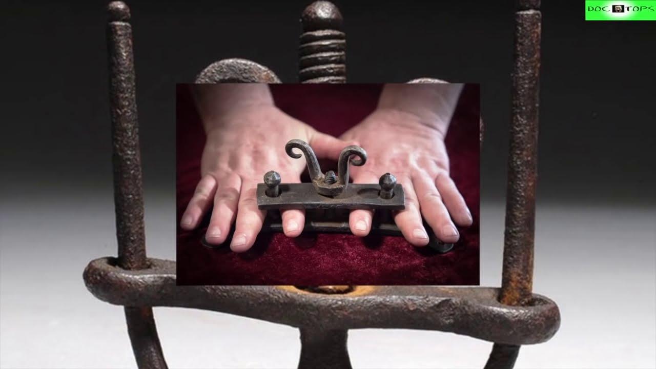 Top 15 Métodos De Tortura Más Crueles De La Historia