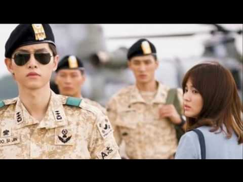 Descendants of the Sun _ Anji - Dia Lirik
