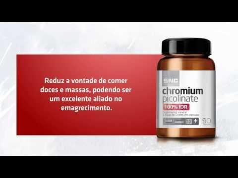 Picolinato de Cromo - SNC ...