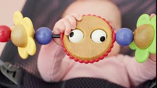 Video: BabyBjörn Soft Friends Toy for Bouncer
