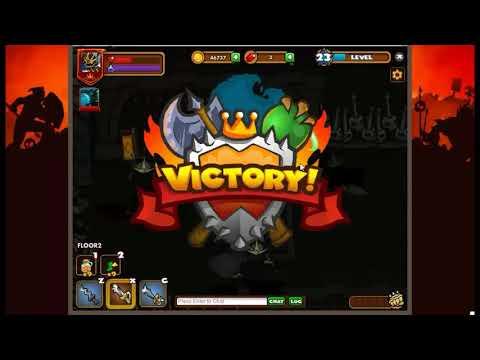 4 niveles en 1 ronda... - Dungeon Rampage (15) - Mad Games