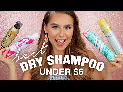 6 Best Drugstore Dry Shampoos Under $6 + 1 Worst