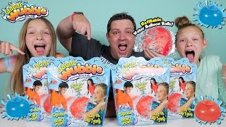 WATER WUBBLE Water Balloon Balls! Kids Toys Wubble Bubble
