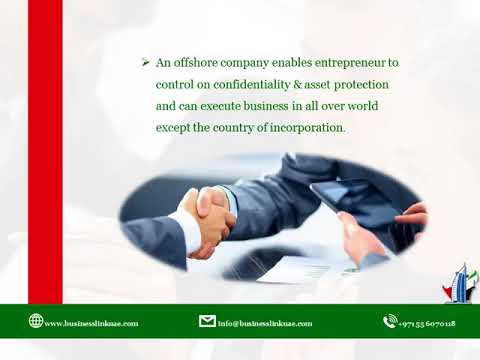 What is Offshore Company Setup in Dubai (100% Foreign Ownership)?