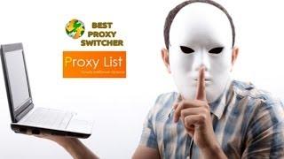 бесплатный прокси сервер для вашего браузера  Best Proxy Switcher