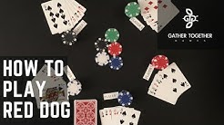 How To Play Red Dog