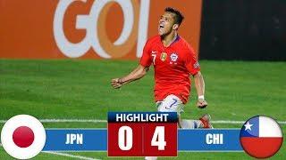 Јараn vs Chіlе 0-4 Highlights & Goals | Resumen y Goles - Cоpа Аmériса 2019