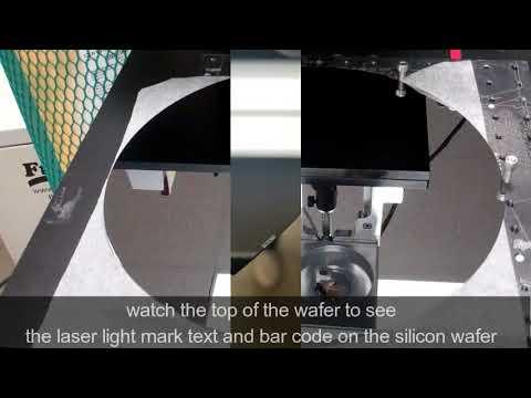 Wafer Laser Marking Systems www wlsc com 355nm wafer marking systems