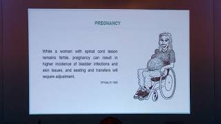 Sexual Function and Fertility After Spinal Cord Lesion, ISICON 2018