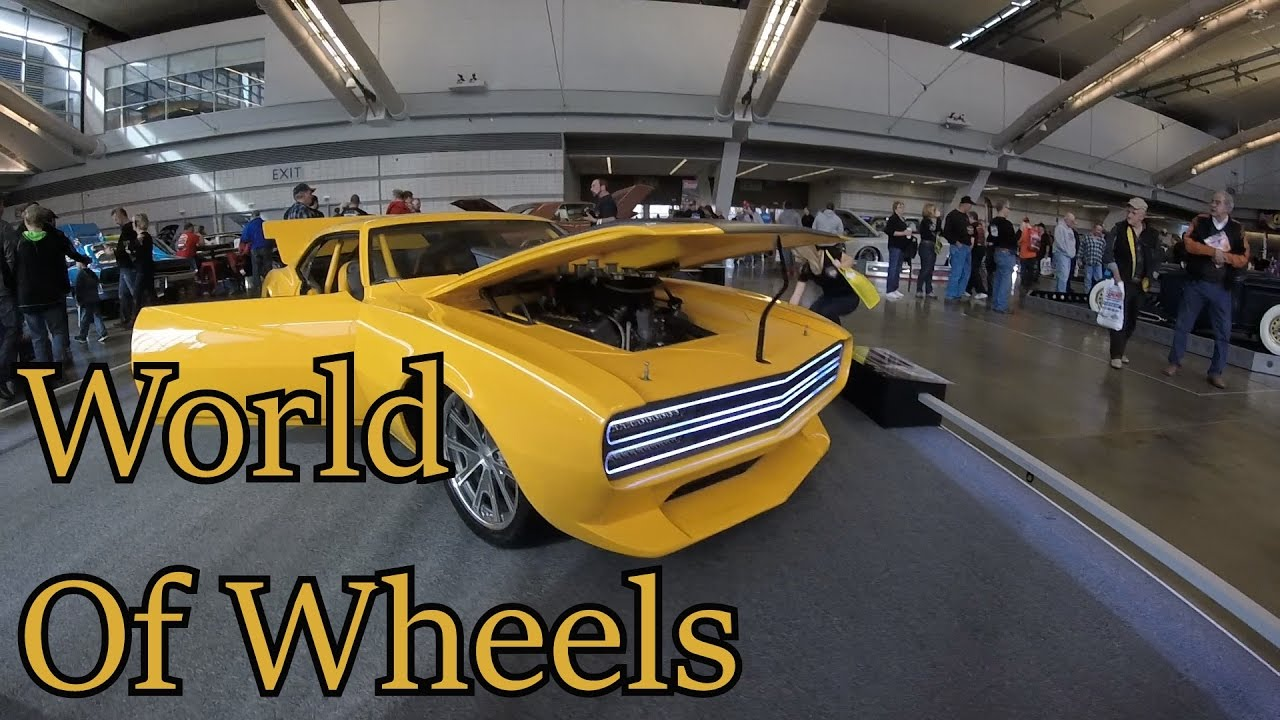 World Of Wheels Auto Show Pittsburgh PA YouTube - Pittsburgh custom car show