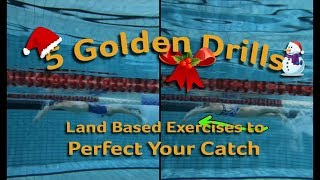 5 Golden Drills   - Dry Land Drills to Perfect Your Catch