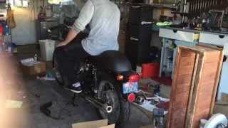 homepage tile video photo for BMW R80/7 1978 first start